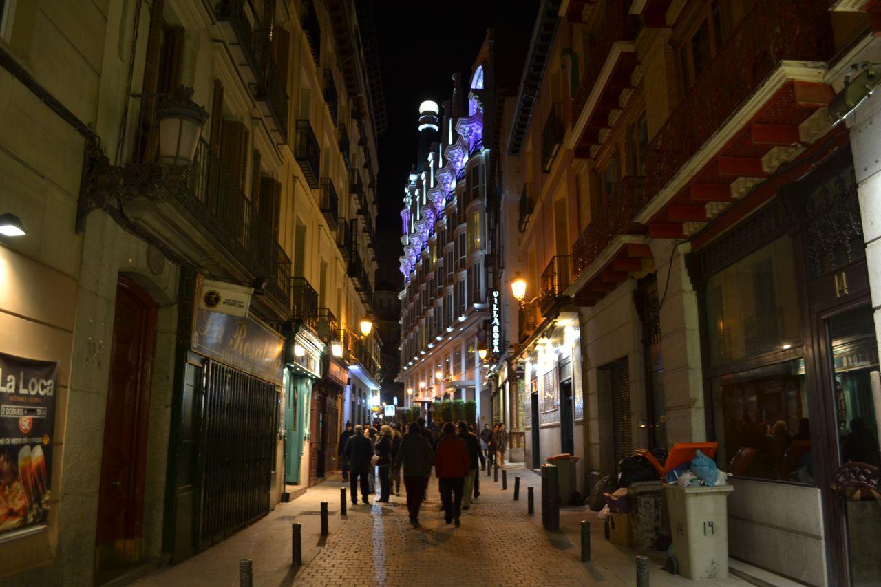 Madrid_Gasse_Spanien
