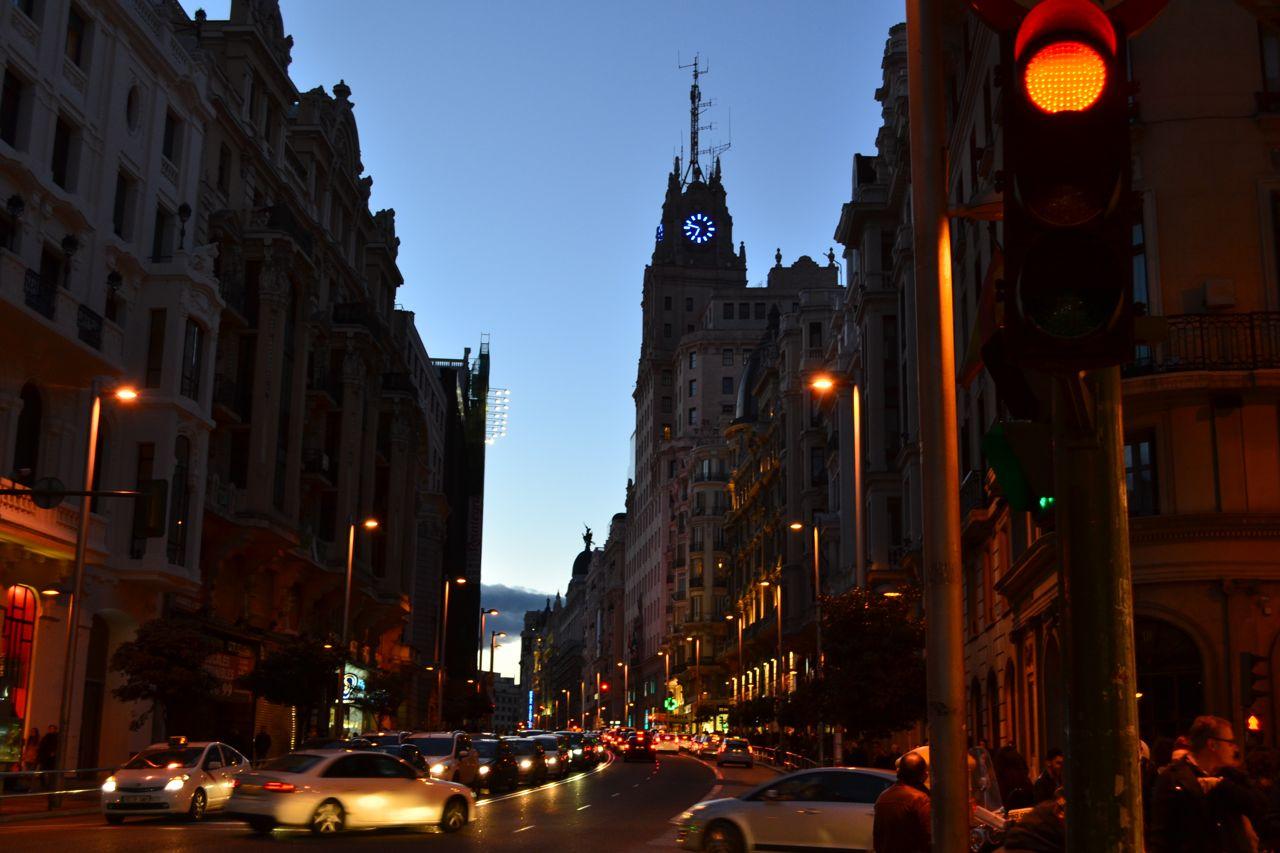 Madrid_Spanien_Gasse