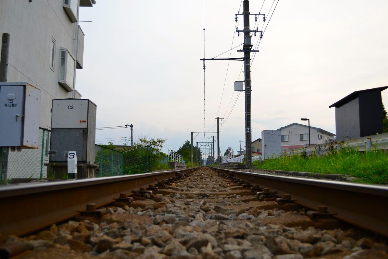 Nachhaltig Reisen per Zug, zu Fuß oder als Tramper beim Trampen?