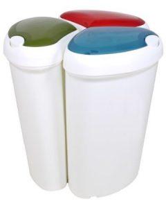 Bio Mülleimer für Mülltrennung