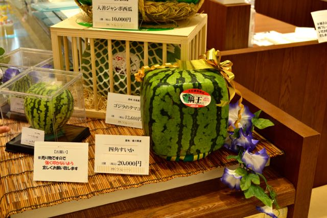 Reisetipp Japan teures Obst