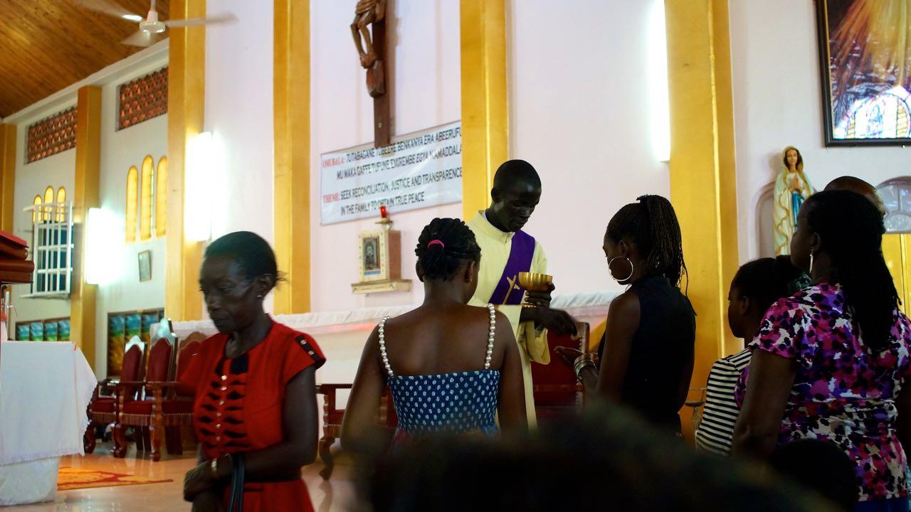 St. Karoli Lwanga Church Kampala Uganda2