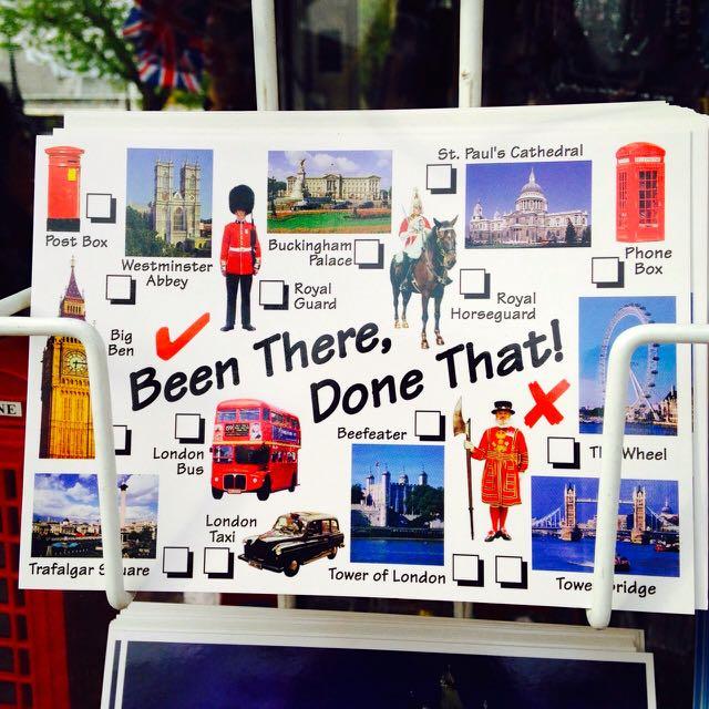 Sightseeing at its best. Dinge, die ein Tourist in London tun muss.