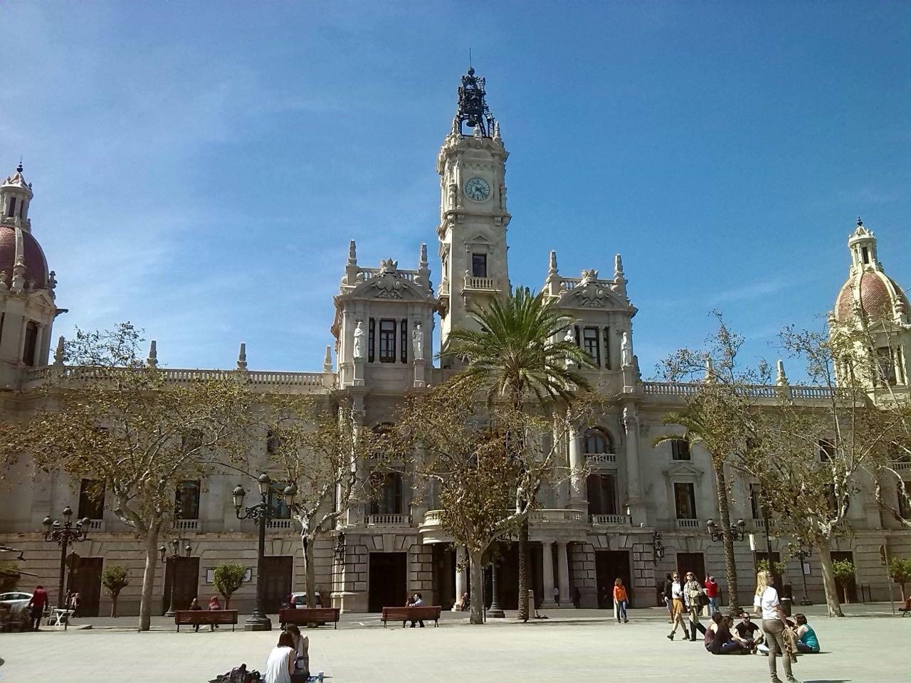 4-Rathaus-Valencia