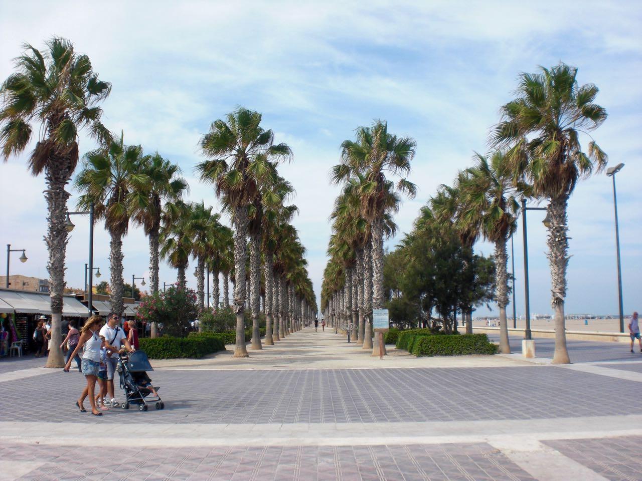 9-Strandpromenade-Valencia
