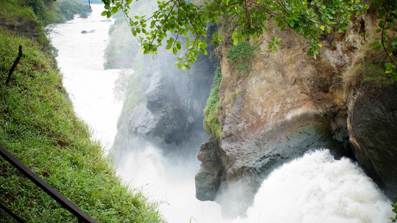 Murchison-Falls-Wasserfall