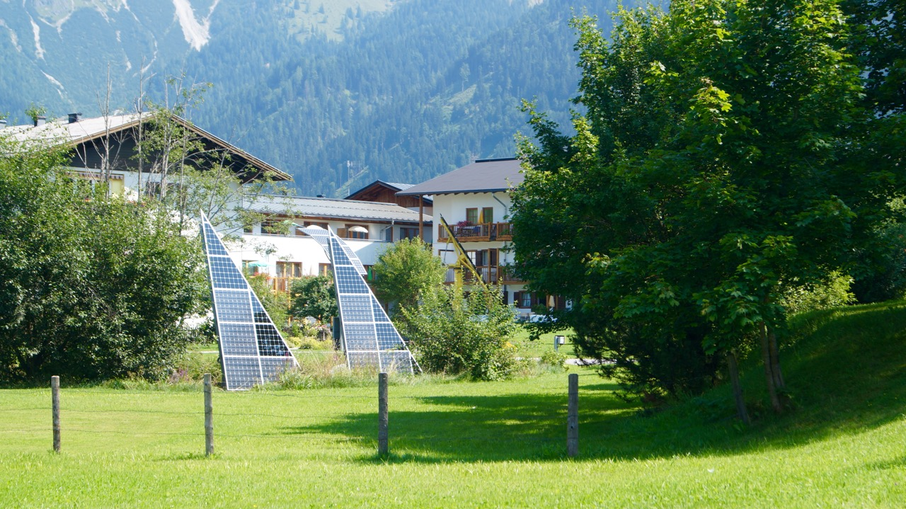 Solaranlage-Werfenweng