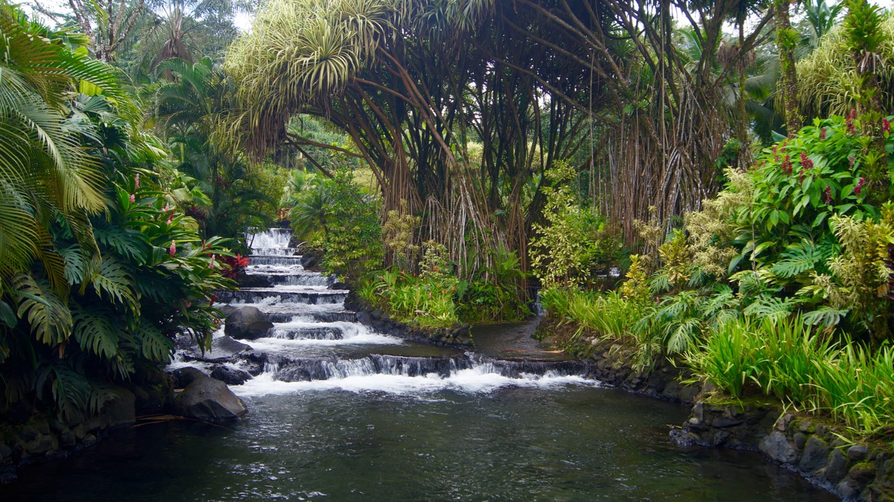 Heisse Quellen Costa Rica