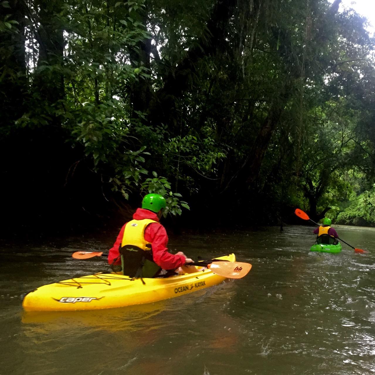 Kanu-Rio-Cuarto-Kajak