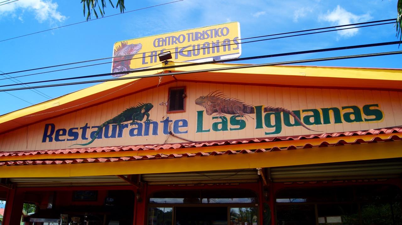 Restaurante Las Iguanas