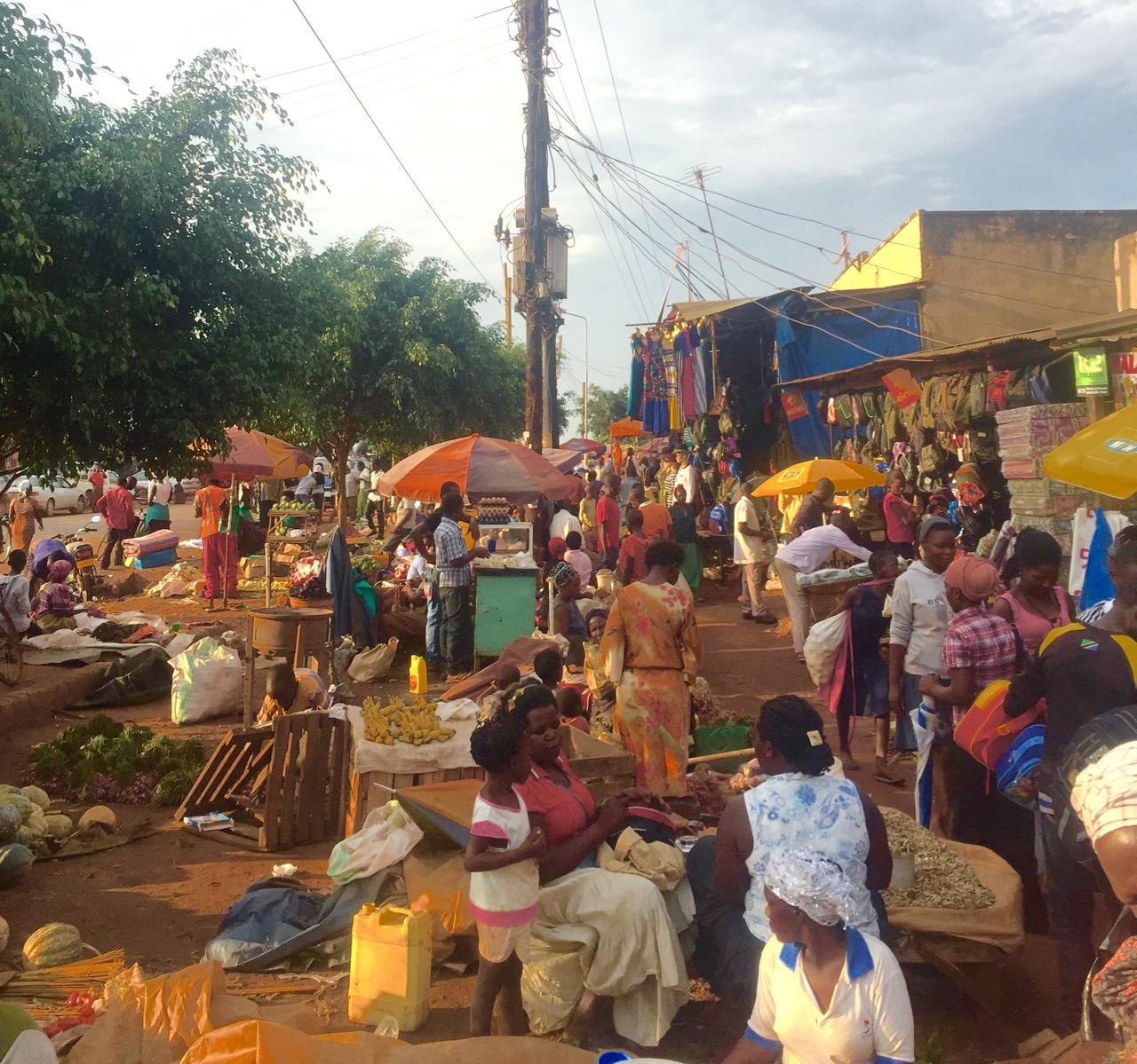 Wobulenzi_Uganda_Markt