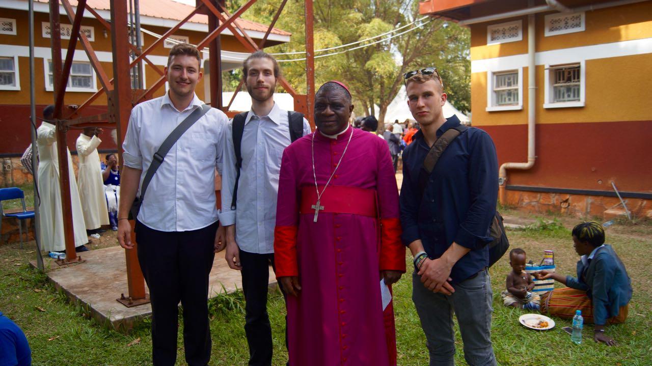 Bischof-Kassana-Luwero-Uganda