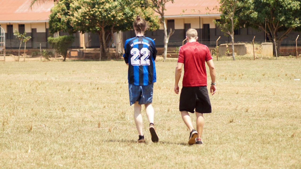 Fußballspiel-Kasaala