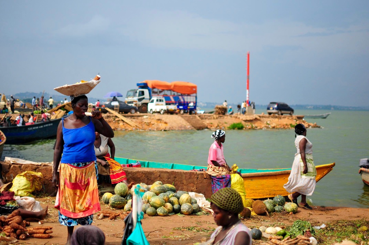 Gaba-Fishmarket