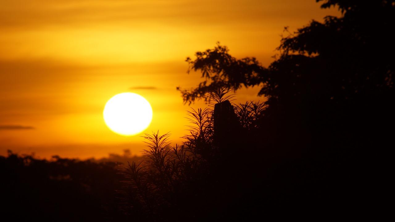 Sonnenaufgang_Uganda