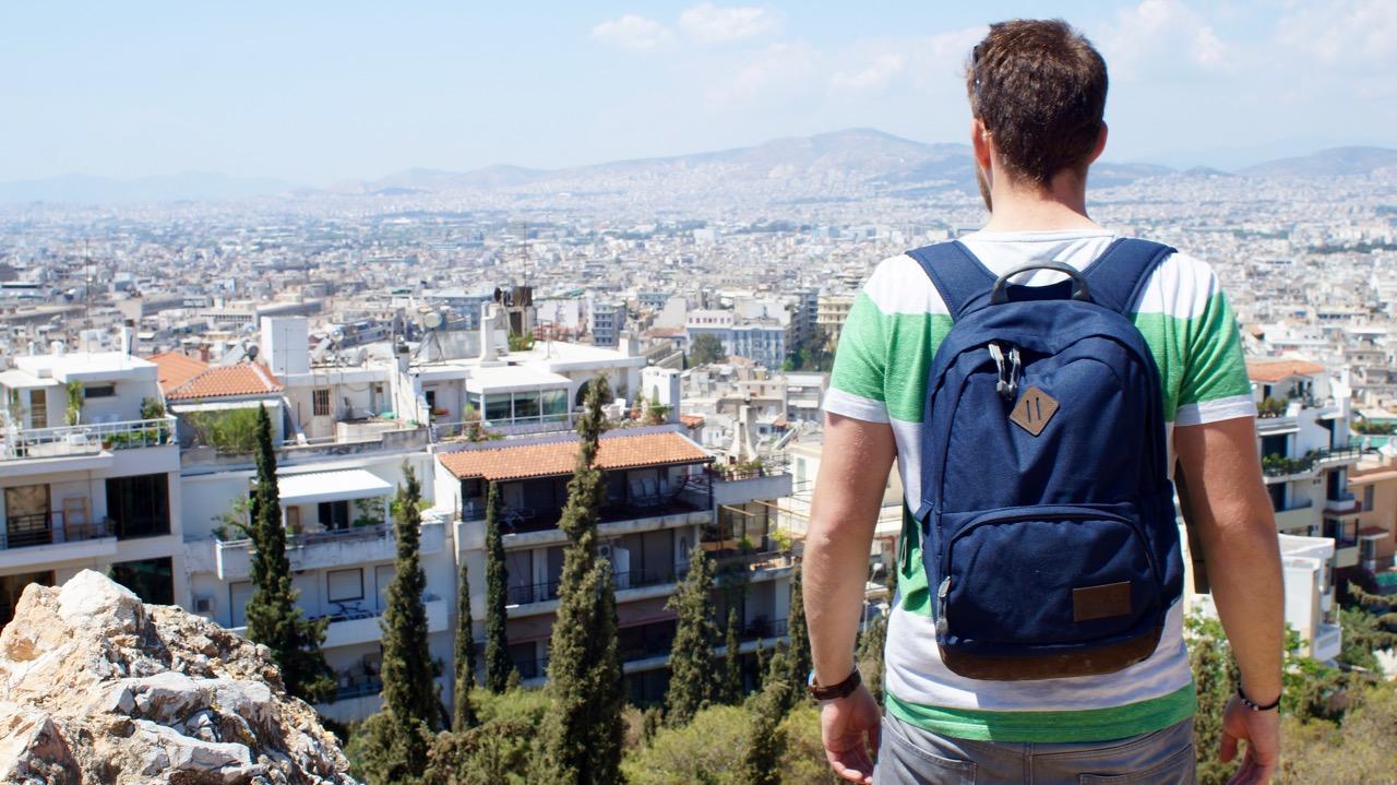 Nachhaltiger-Rucksack-Athen