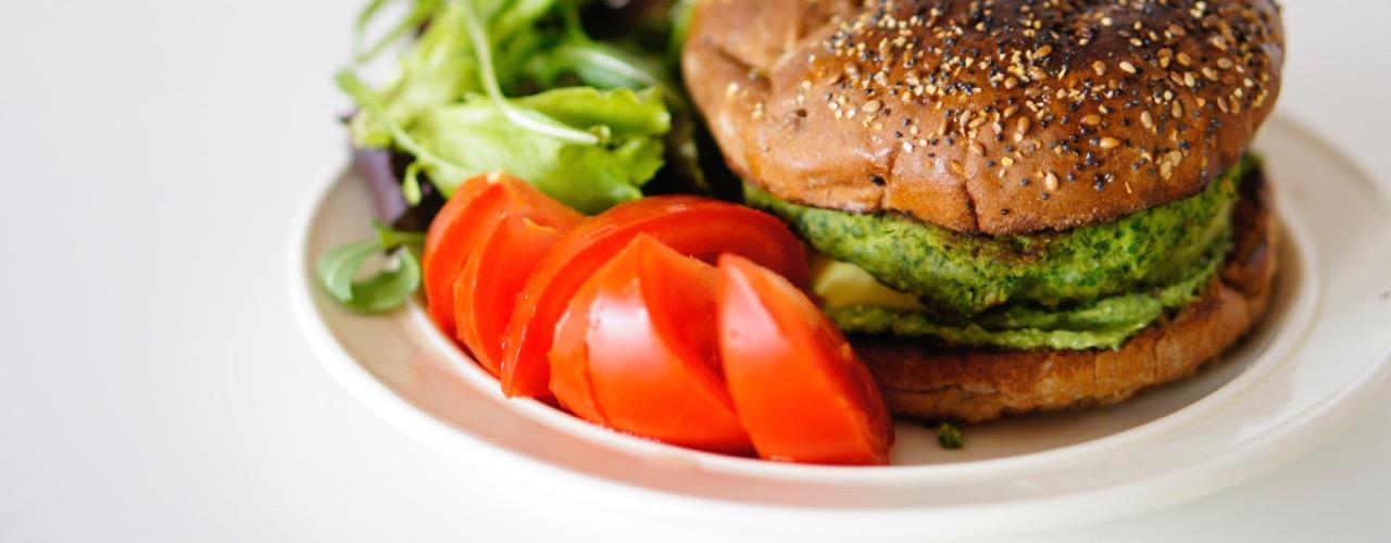 Vegetarisch essen für für Nachhaltigkeit im Alltag