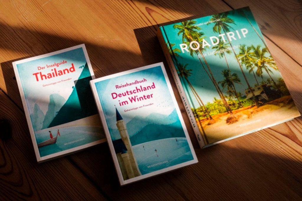 Bücher Reisedepeschen-Verlag