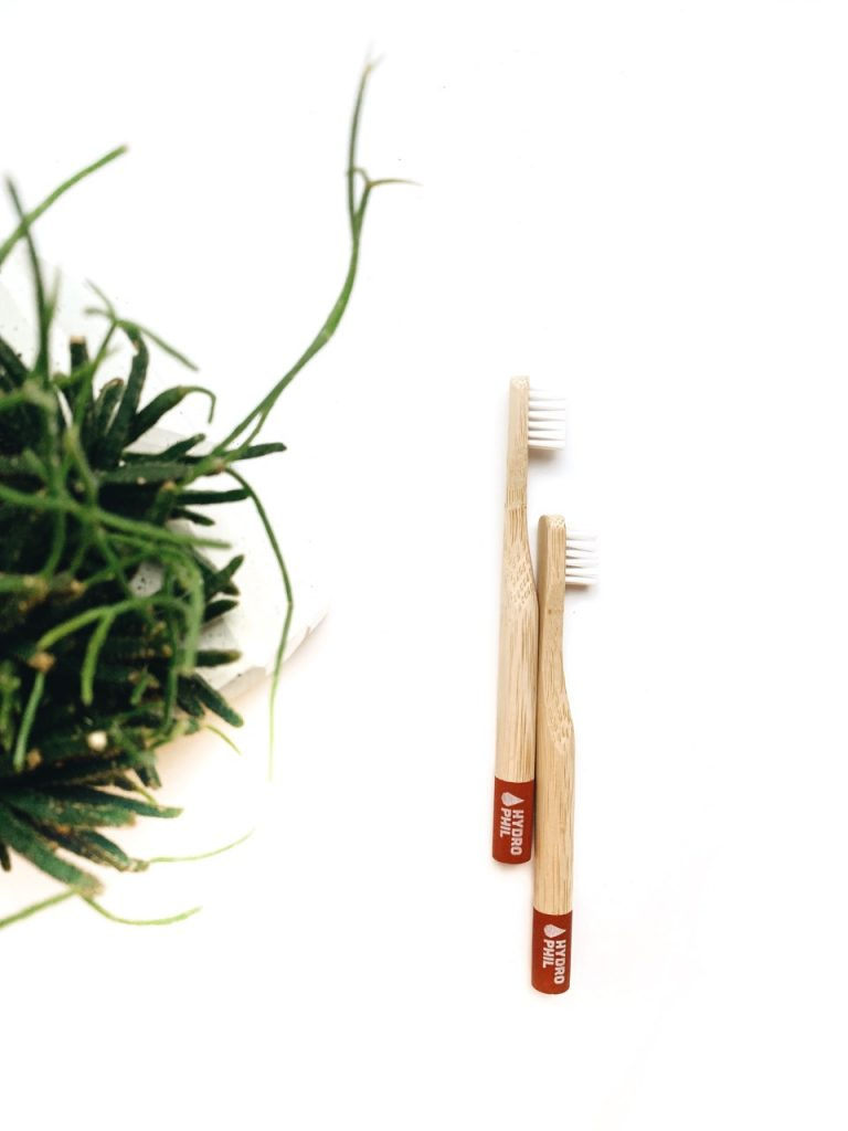 Bambuszahnbürsten