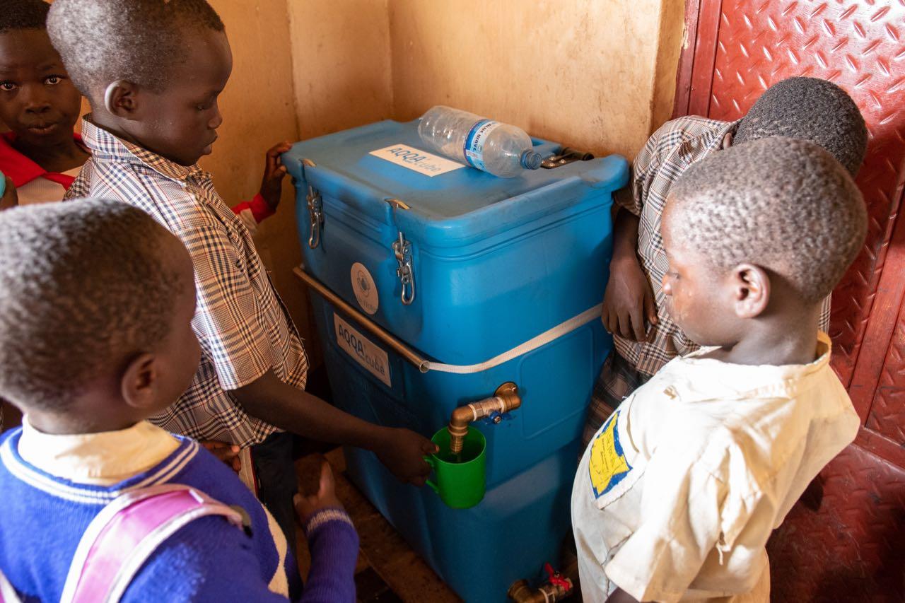 trinkwasserknapptheit lösung zukunft