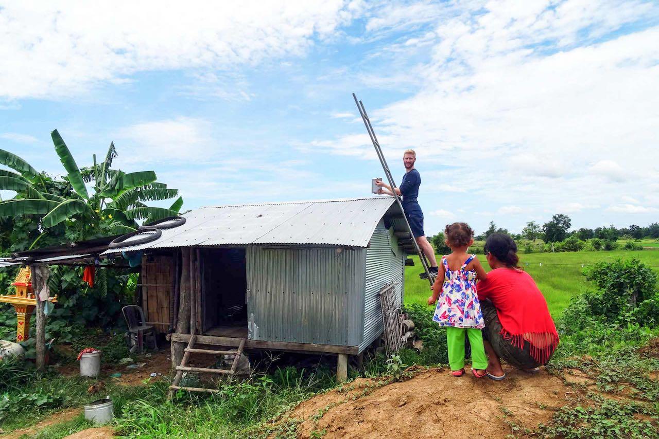 Solaranlagen auf Reisen