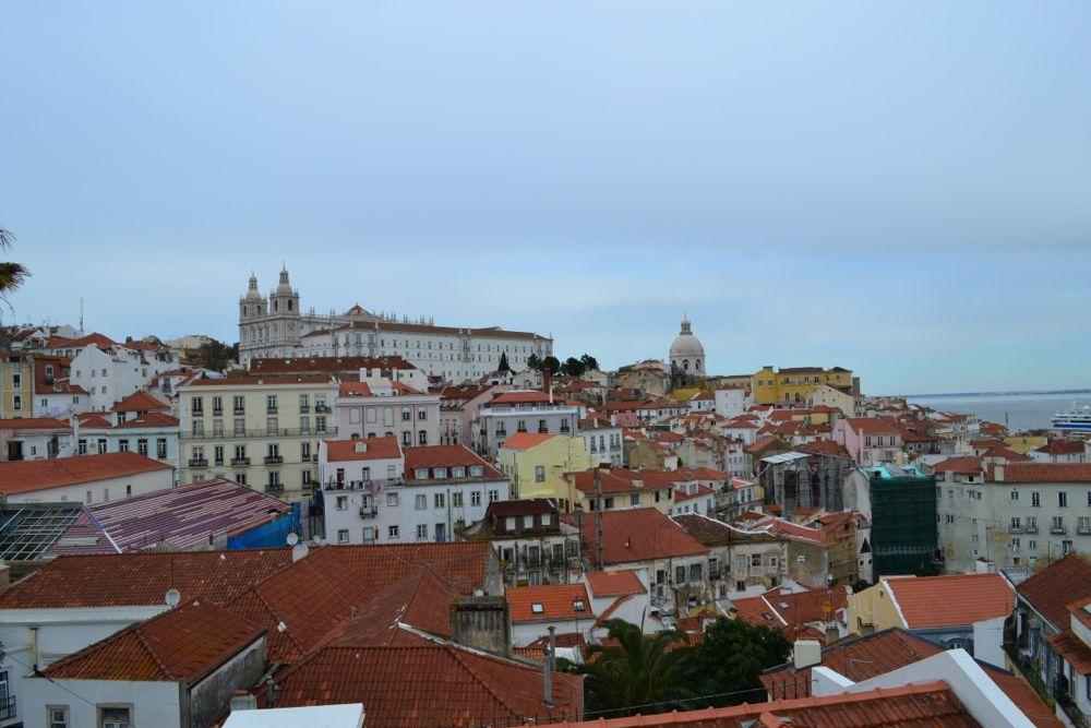 Lissabon Castelo