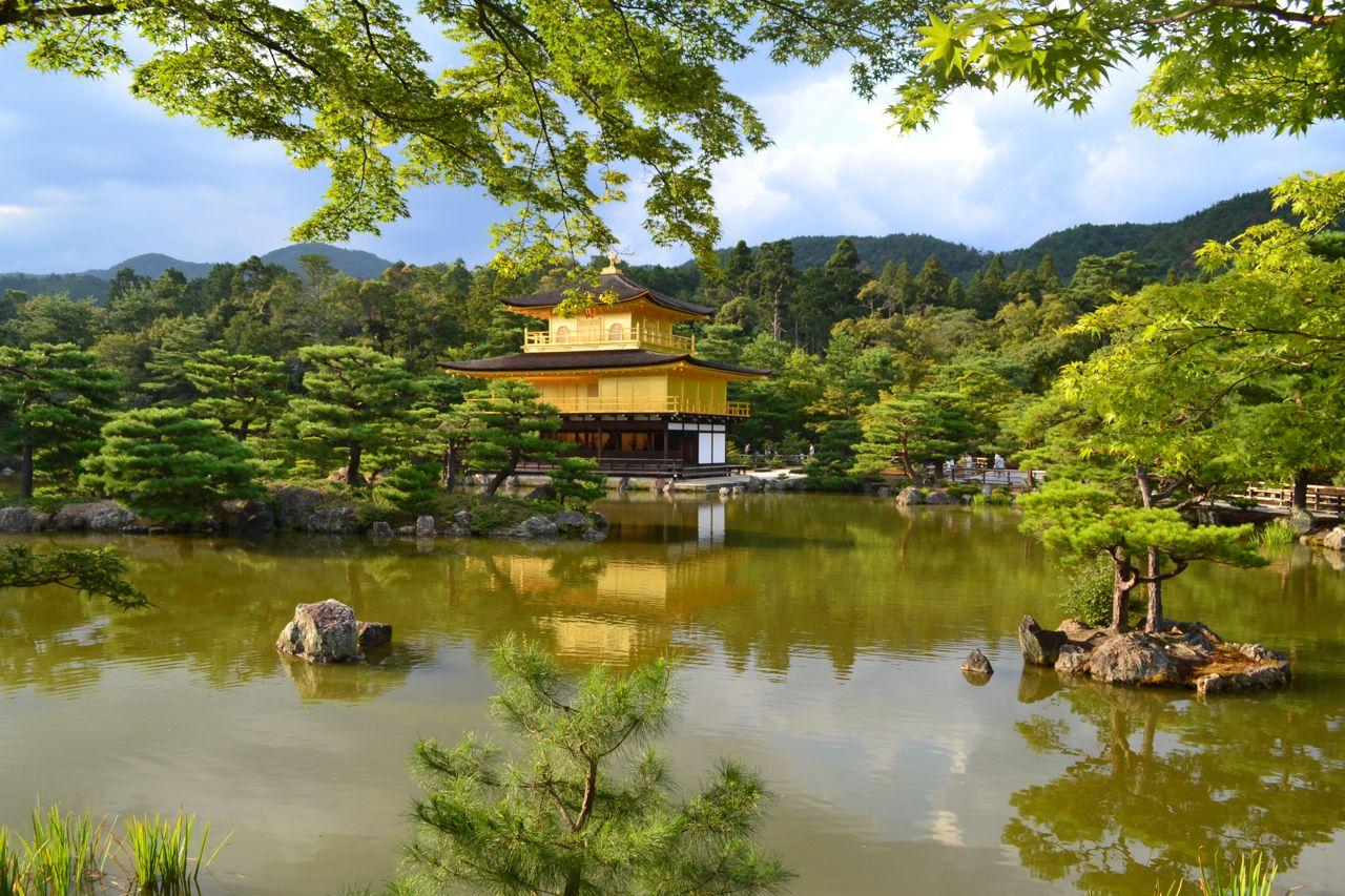 Kyoto Tempel Japan