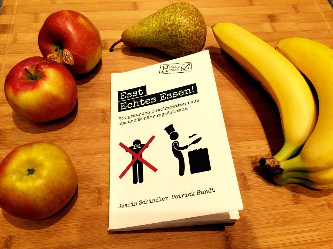 Esst Echtes Esse, ein interaktiver Ratgeber von Patrick Hundt und Jasmin Schindler.