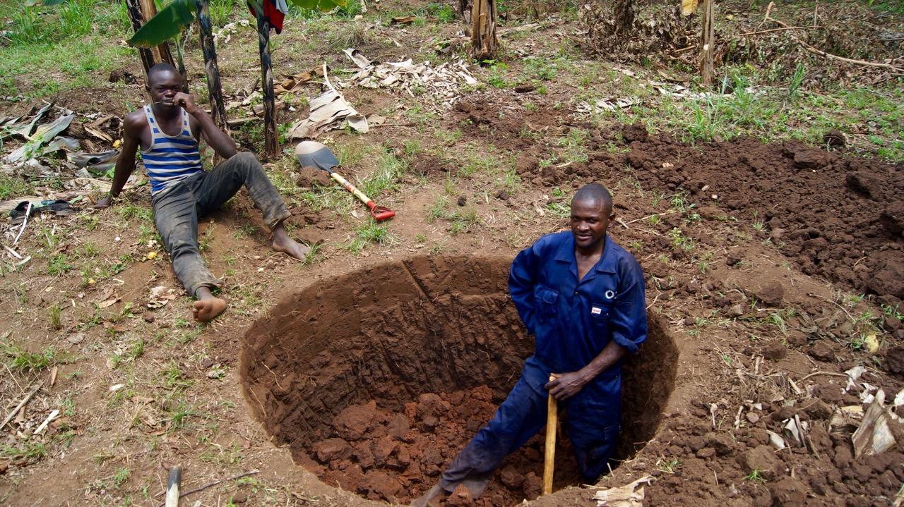 Brunnenbau_Uganda