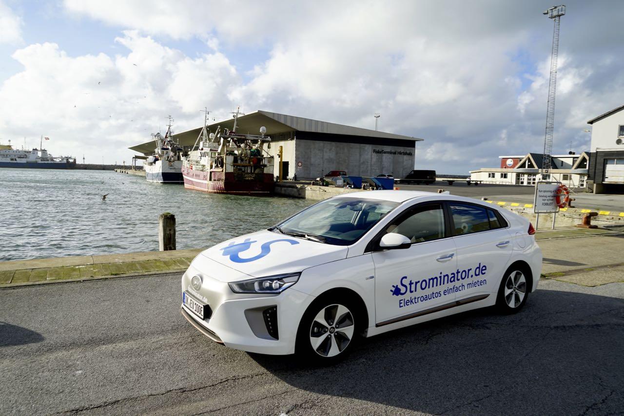 elektroauto urlaub norwegen
