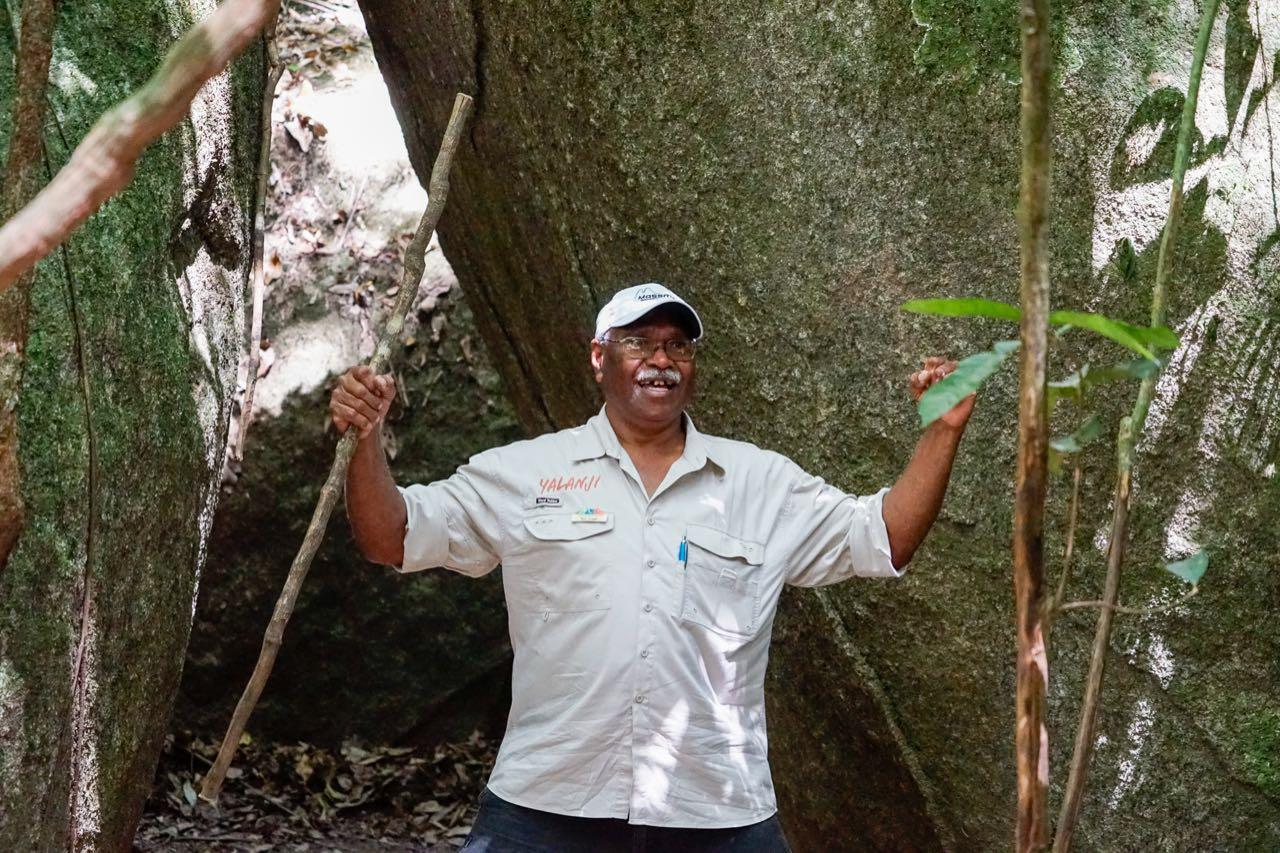 regenwald tour mit tom