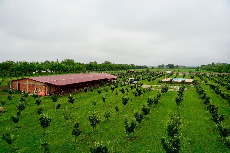 unterkunft serbien reise