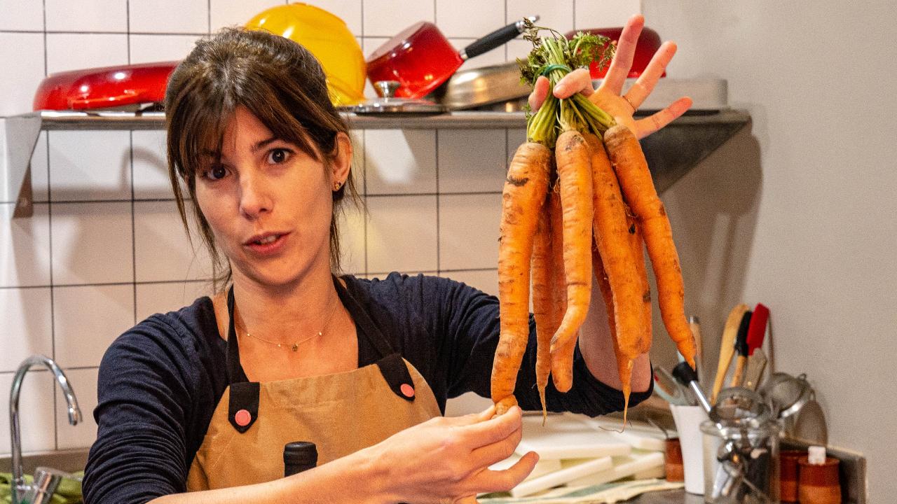 beim Kochkurs Girona