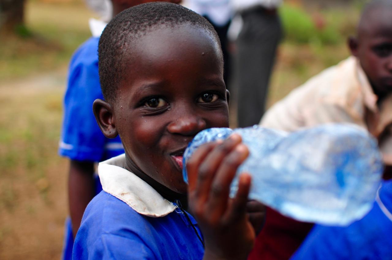 Trinkwasser Uganda