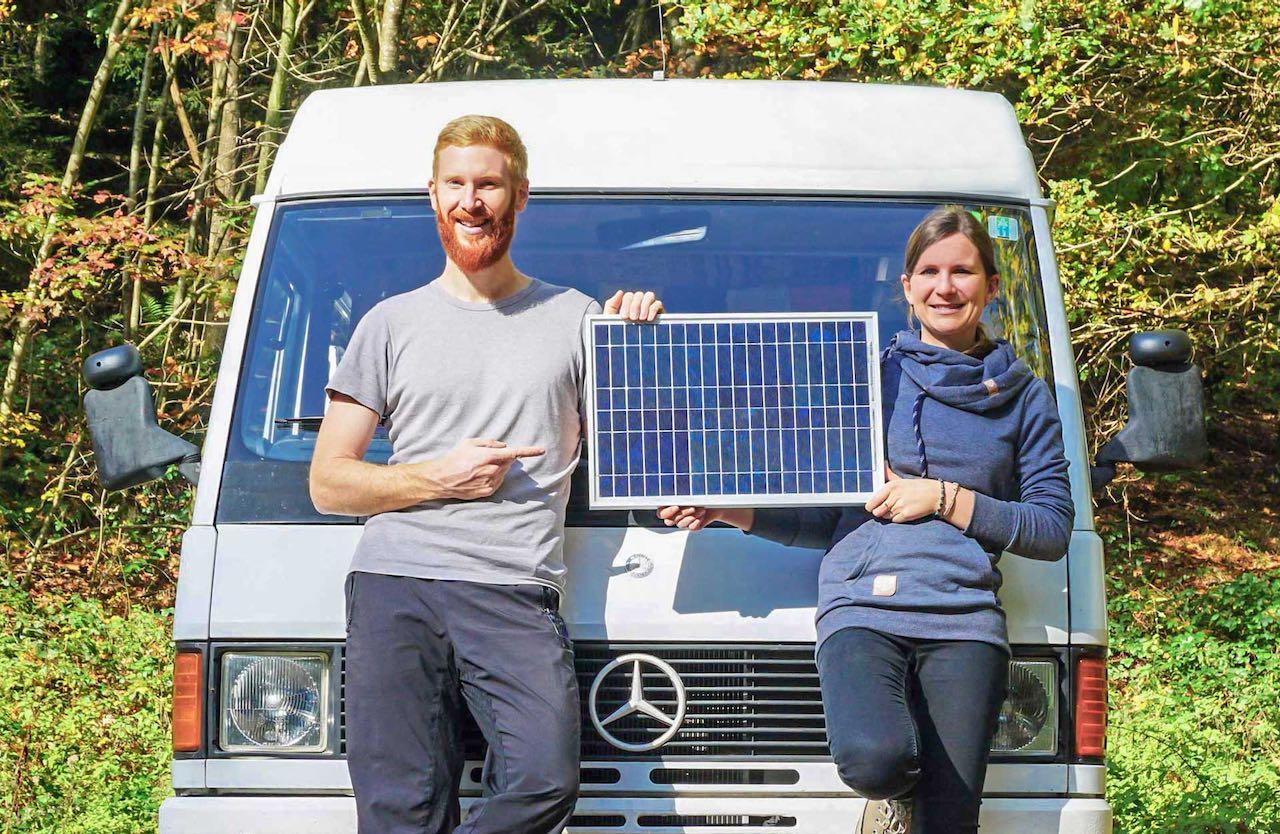 Anne und Sebastian vom Blog reisefroh