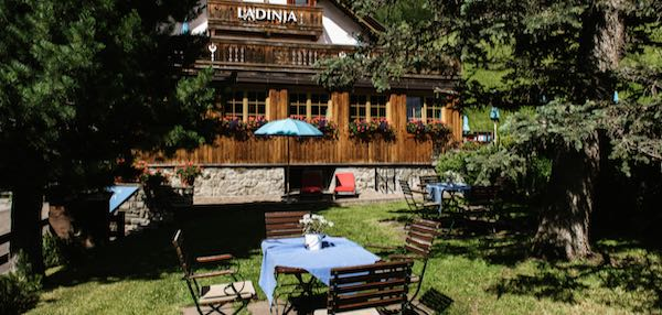 Berghotel Ladinia Dolomiten