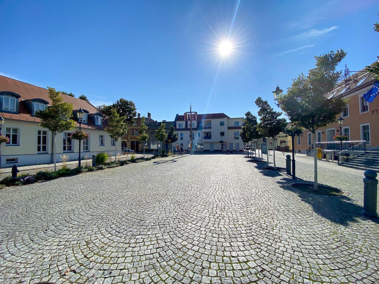 Marktplatz Teltow