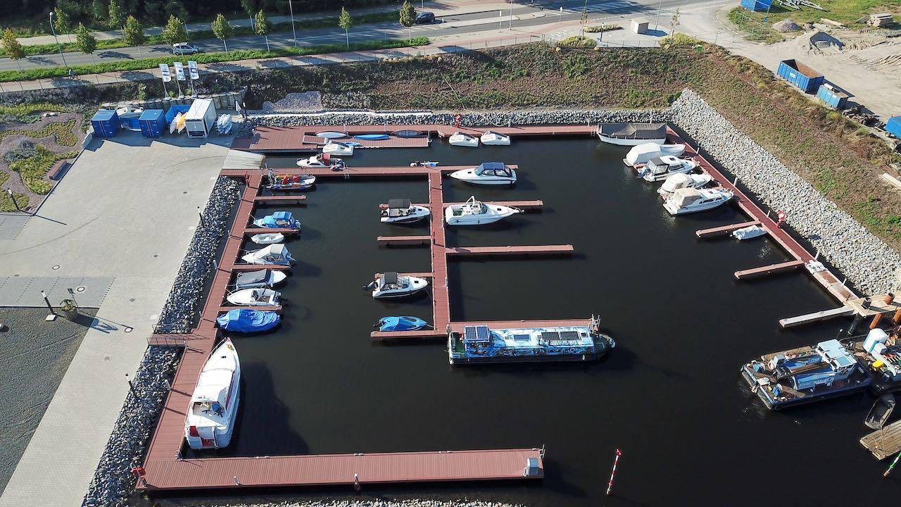 Stadthafen Teltow