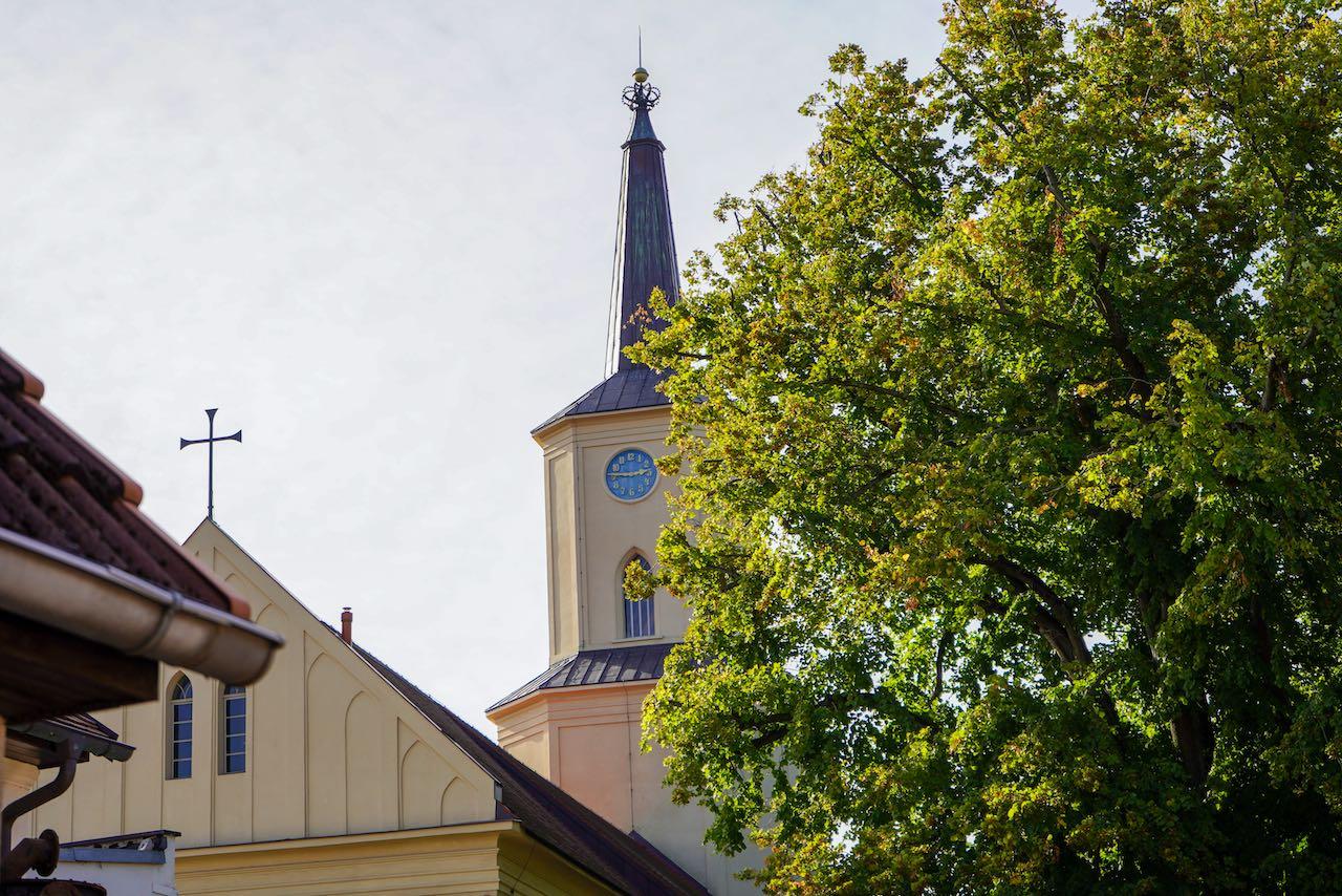 Kirche in Teltow