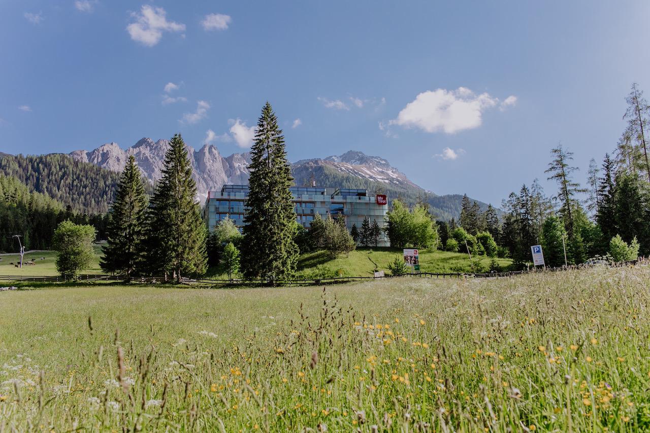 Hotel an der Zugspitze in Tirol, Österreich